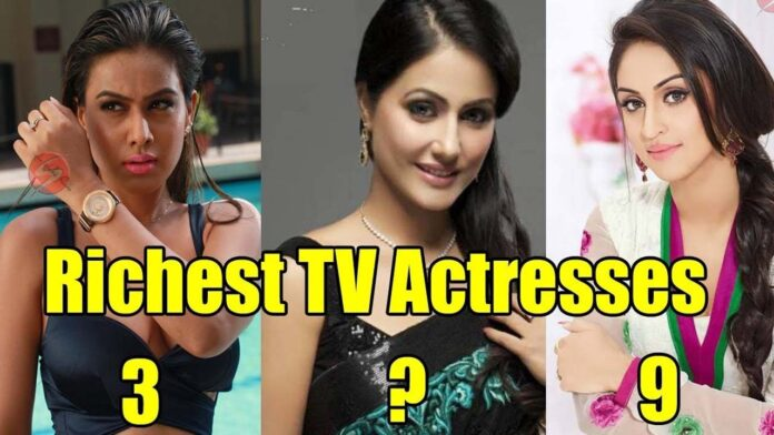 Richest TV Serial Actress 2020