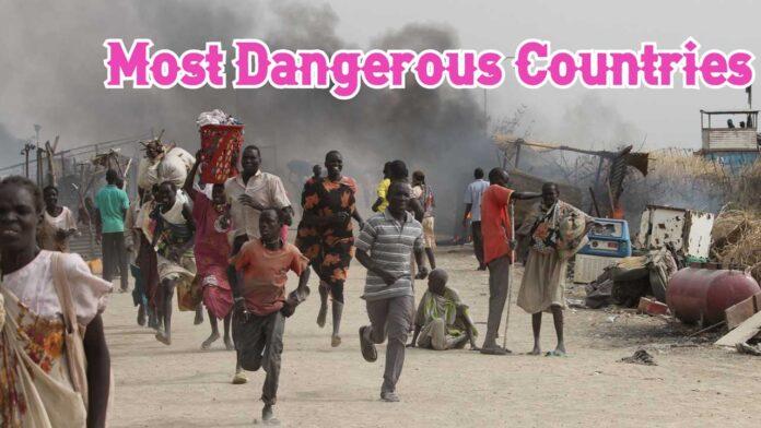 Dangerous Countries