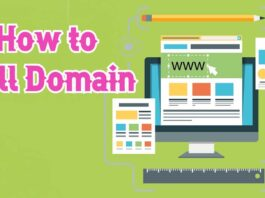 How to Sell Domain