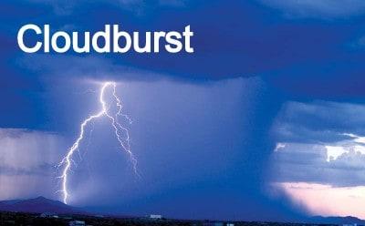 what is Cloudburst