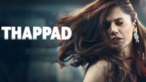Thappad Full Movie Download HD 720p 1